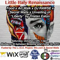Little Italy Renaissance Fueled by Art + Tech