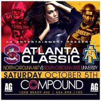 ATLANTA FOOTBALL CLASSIC AFTER-PARTY @ THE COMPOUND