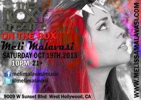 Meli Live at On the Rox (The Roxy Theater)