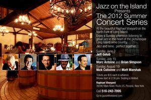 Summer Jazz in the Vineyards:Jeff Golub -Henry...
