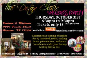 The Detox Clinic: Wellness Party