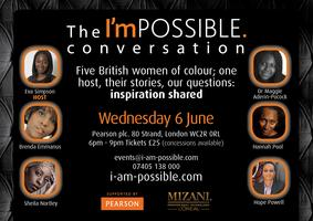 The I'mPOSSIBLE conversation - inspiration shared June...