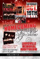 NPHC 21st Annual Homecoming Stepshow