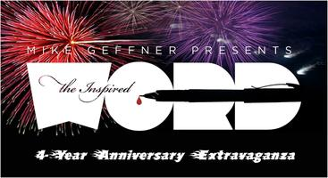 The Inspired Word's 4-Year Anniversary Extravaganza -...