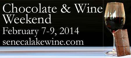 CW_WAG, Chocolate & Wine 2014, Start at Wagner