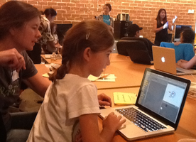 Coding Workshop for Girls 7-13