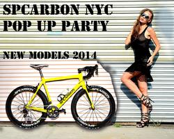 SPCARBON 2014 NEW MODEL RELEASE PARTY