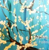Sip n' Paint Van Gogh Branches: Friday January 17th,...