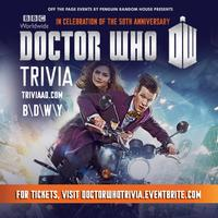 Doctor Who Trivia & More In Celebration of the 50th...