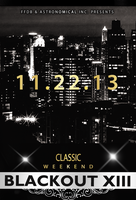 BLACKOUT XIII –The Official Florida Classic All Black...