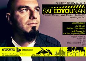 Saeed Younan Live at Kingdom