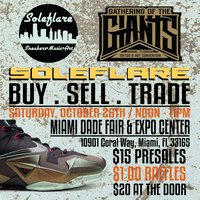 "SoleFlare Vendor Tables @ ""Gathering of the Giants..."