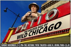SUNDAY at 3PM! Premiere Screening of  'WILD CHICAGO'...