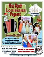 Miss South Louisiana Christmas Pageant