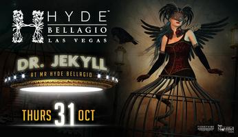 Dr. Jekyll at Mr Hyde Bellagio