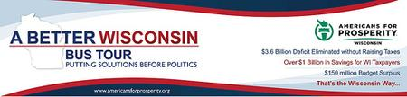A Better Wisconsin - Putting Solutions Before Politics...