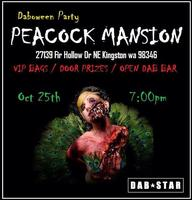 DABSTAR's Dab-O-Ween Party
