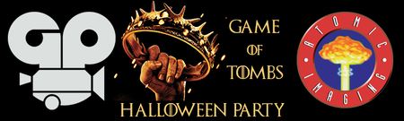 Game of Tombs - Halloween Party 2013