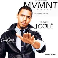 Grand Opening of MVMNT mondays @ Ruby Skye with J....
