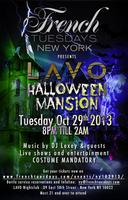 LAVO Halloween Mansion by French Tuesdays NYC
