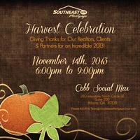 Harvest Celebration: Thanking You For An Incredible...