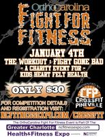 OrthoCarolina Fight For Fitness: A Charity CrossFit...