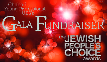 Gala Fundraiser - Jewish People's Choice Awards