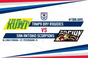 USA Pre-Game Party & Scorpions Watch Party vs Tampa Bay