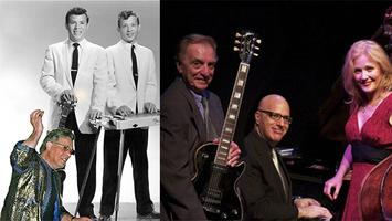 LES PAUL'S TRIO Feat. Steel Guitar Legend JOHNNY...