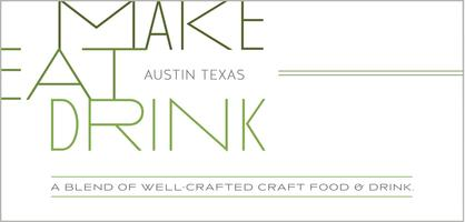 Make. Eat. Drink. 2013