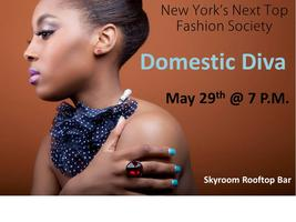 FASHION TUESDAY  with DOMESTIC DIVA DESIGNS at Skyroom ...