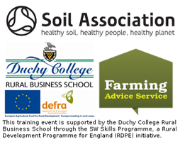 Cancelled: Working with your soils. Soil biology and...