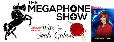 The Megaphone Show w/ Margaret Orr