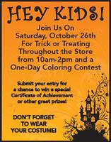 Halloween Party at Mariano's