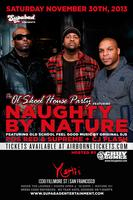 The Ol Skool House Party ft Naughty by Nature