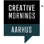 Creative Mornings / Aarhus with Julie Bach