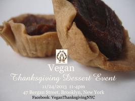 Vegan Thanksgiving Desserts Brooklyn
