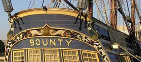 HMS Bounty Cocktail Reception