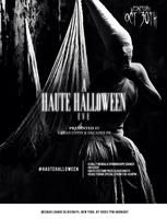 Haute Halloween Eve Costume Party - FREE ADMISSION