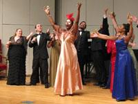 Scenes from Opera and Musical Theater