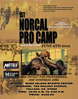 1st Annual NorCal Basketball Pro Camp