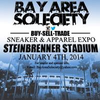 Bay Area Soleciety Sneaker & Apparel Expo
