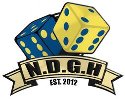 The 3rd N.D.G.H 1 day 40k 1850pts and Warhammer...