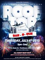 Another DRE&J Production - Annual 4th of July Rooftop...