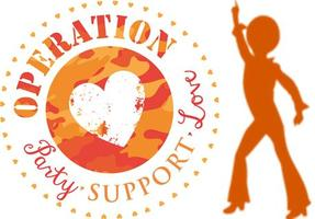 Party. Support. Love. Dance!