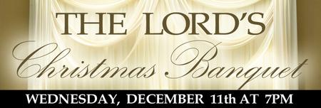 "The Lord's Banquet 2013 - ""Host-A-Table"""