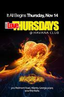 I love Thursdays at Havana Club: No Cover here!