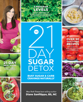 The 21-Day Sugar Detox Book Signing - Livingston, NJ
