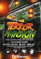 Terror Mansion Halloween Ball