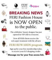 Kenosha Pre-Launch POSH and FERI Designer Lines...